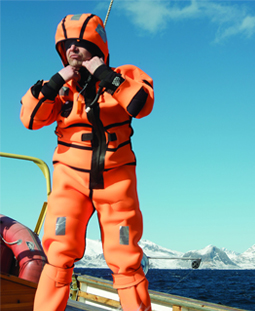 HANSEN PROTECTION SEA NORDIC redningsdrakt