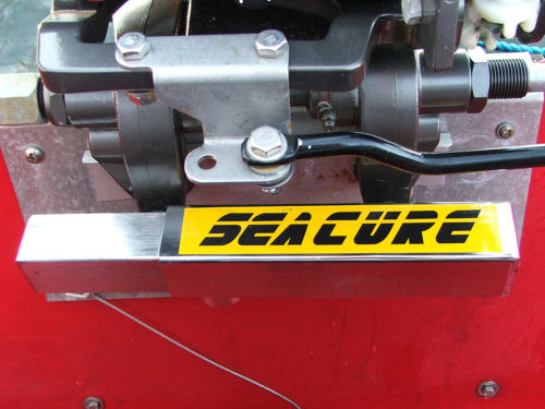 Seacure engine lock